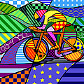Bicycling by Randall Henrie