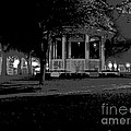 Bienville Square Grandstand Posterized by Marian Bell