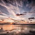 Atlantic Sky by Nigel R Bell