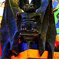 Big Bad Bat by Laurette Escobar