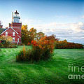 Big Bay Lighthouse by Todd Bielby