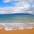 Big Beach Maui by Charles Owens