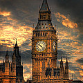 Big Ben by Jill Battaglia