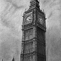 Big Ben London by David Rives