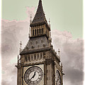 Big Ben - London by Jon Berghoff