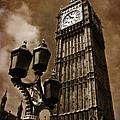 Big Ben by Mark Rogan