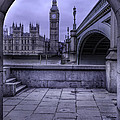 Big Ben Through The Arch by Philip Pound