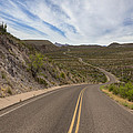 The Winding Roads Of Big Bend National Park by Rob Greebon