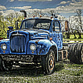 Big Blue Mack by Ken Smith