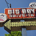 Big Boy Drive-in by Guy Ricketts