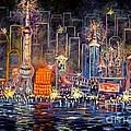 Big City Lights by Caroline Street