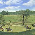 Big Creek Trail Ride by Don  Langeneckert