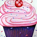 Big Cupcake by Kori Vincent