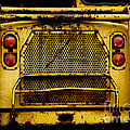 Big Dump Truck Grille by Amy Cicconi