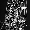 Big Eli Ferris Wheel 2 by Debra Forand