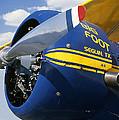 Big Foot Biplane by Jim Smith