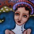Big Head-dress by Sherry Dooley