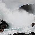 Big Island Hawaii Surge by Joseph Semary