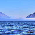 Big Lake In Newzealand by Fabian Roessler