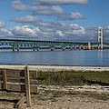 Big Mackinac Bridge 72 by John Brueske