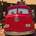 Big Red Carsland by Tommy Anderson