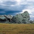 Big Rock 2 by Terry Reynoldson