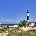 Big Sable Point Light by Scott Wood