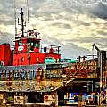 Big Ship Rising by Lauren Leigh Hunter Fine Art Photography
