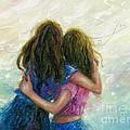 Big Sister Hug by Vickie Wade