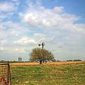 Big Skies Kansas by JC Findley