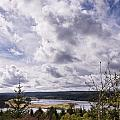 Big Sky At Kielder by David Head