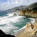 Big Sur 1 by Paula Guttilla