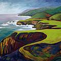 Big Sur 2 by Konnie Kim
