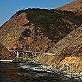 Big Sur Bridge by Adam Jewell