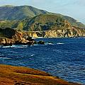 Big Sur Coastline by Benjamin Yeager