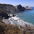 Big Sur Coastline by Brenda Kean