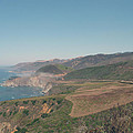 Big Sur Coastline by Christiane Schulze Art And Photography