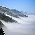 Big Sur Fog by Mathew Lodge