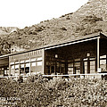 Big Sur Hot Springs Now The Esalen Institute California Circa 1961 by California Views Archives Mr Pat Hathaway Archives