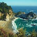 Big Sur Little Cove by Ashley Keegan