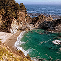 Big Sur - Mcway Falls by Glenn McCarthy Art and Photography