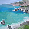 Big Sur by Peter Forbes