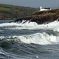 Big Swell In Dingle Bay by Barbara Walsh