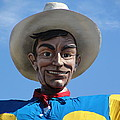 Big Tex by Charlie and Norma Brock