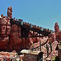 Big Thunder Mountain Walt Disney World by Thomas Woolworth