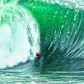 Big Wednesday At The Wedge by Dominic Piperata