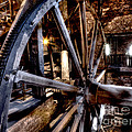 Big Wheel - 2 by Paul W Faust -  Impressions of Light