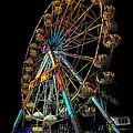 Big Wheel by Adrian Evans