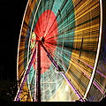 Big Wheel Edinburgh by Fraser McCulloch