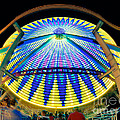 Big Wheel Keep On Turning by Mark Miller